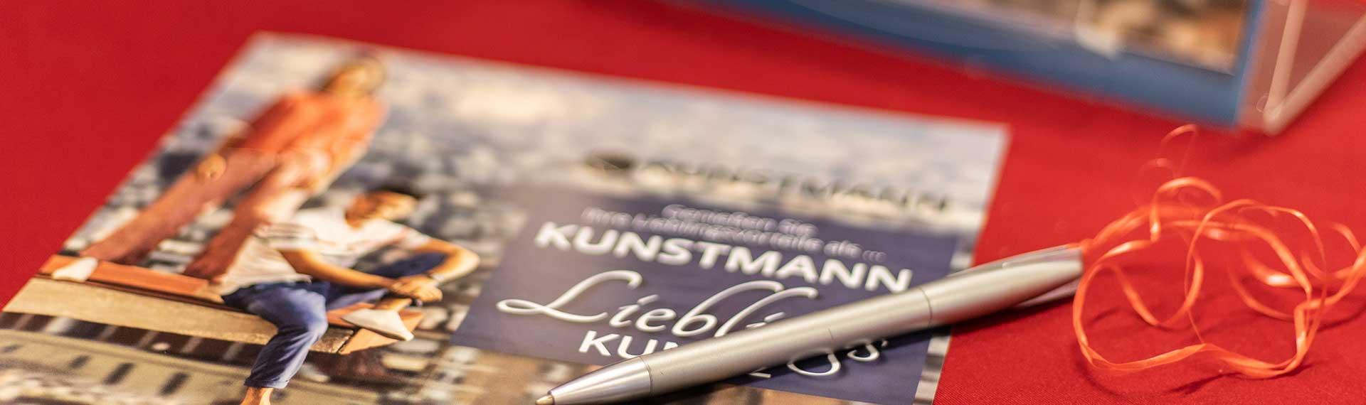 Kunstmann Lieblingskunde