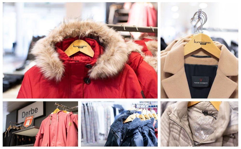 Jackenwochen bei Kunstmann Mode